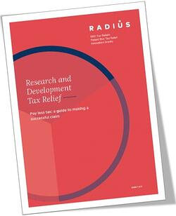 TAX 18V - Radius Gated Guide To Successul Claim